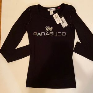 Parasuco long sleeve new with tags xs